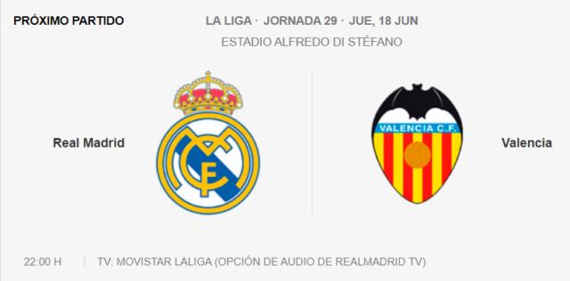 Real Madrid - Valencia Parti10