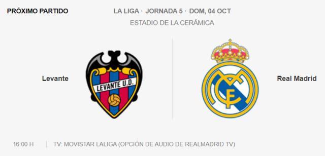 Levante - Real Madrid Parti13