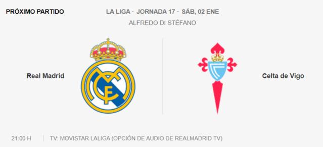 Real Madrid-Celta Parti15