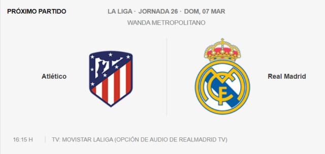 Atlético de M. - Real Madrid Parti20