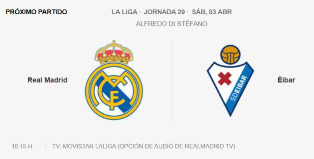 Real Madrid - Éibar Parti22