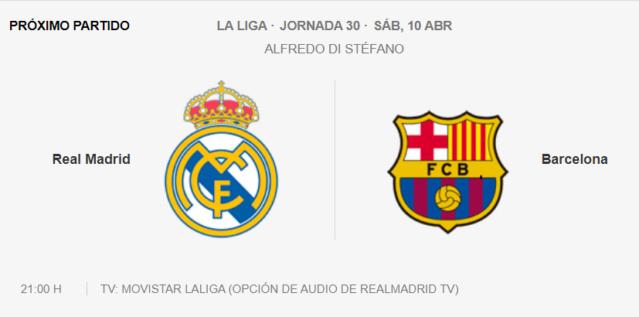 Real Madrid - Barcelona Parti24