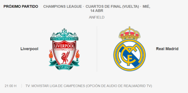 Liverpool - Real Madrid Parti25