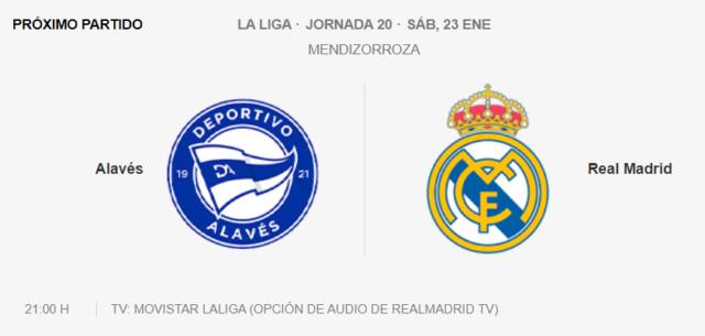 Alavés-Real Madrid Partid13