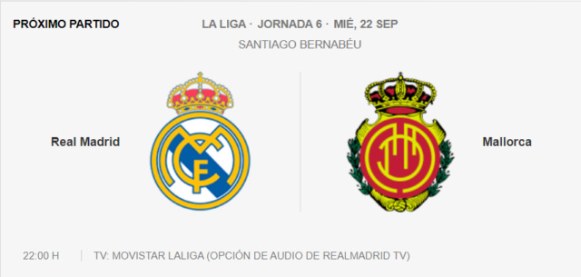 Real Madrid - Mallorca Partid28