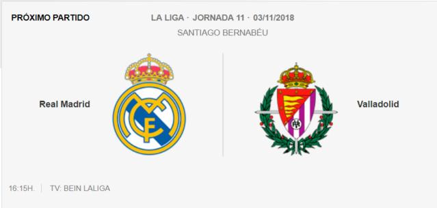 Real Madrid - Valladolid Pat10