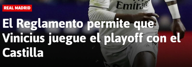 Temporada 2018-2019 Cantera Real Madrid - Página 6 Vini11