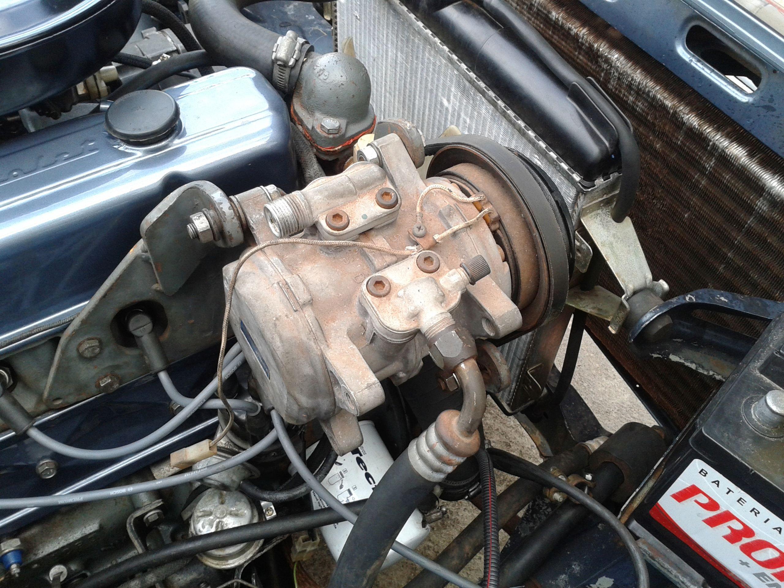 Suporte Compressor Ar-Condicioando 20160124