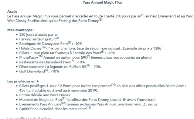 Augmentation des tarifs de Disneyland Paris - Page 37 Magic_10