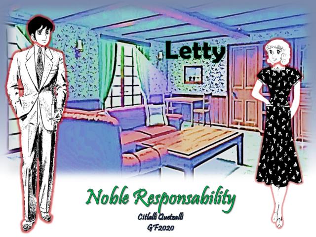 """""""Noble responsability"""" Capítulo 15... ¡Porque siempre ha sido Terry, y para siempre... él! Letty110"""