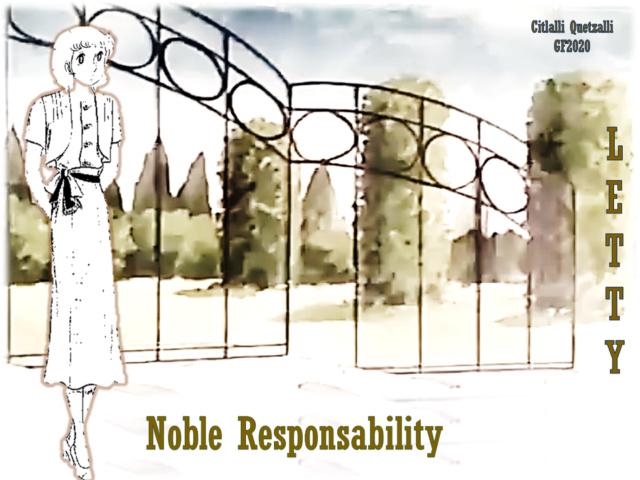 """""""Noble responsability"""" Capítulo 11... ¡Porque siempre ha sido Terry, y para siempre... él! Letty710"""