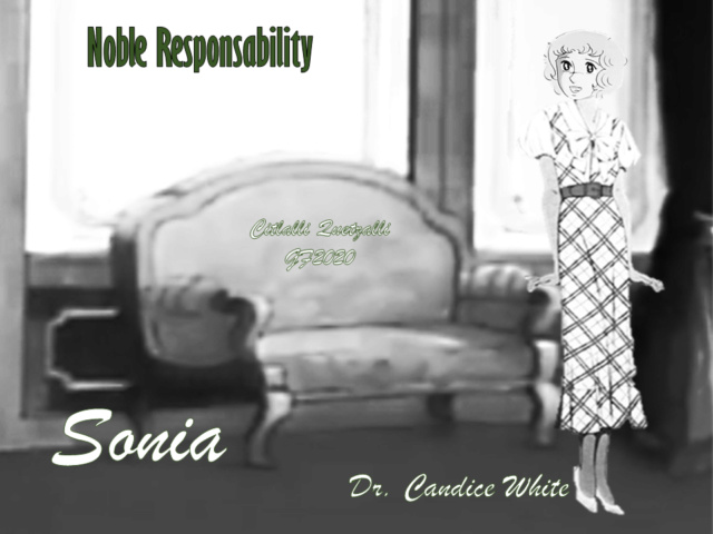 """""""Noble responsability"""" Capítulo 9... ¡Porque siempre ha sido Terry, y para siempre... él! Sonia510"""