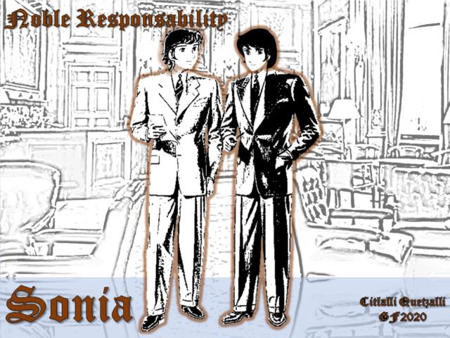 """""""Noble responsability"""" Capítulo 10... ¡Porque siempre ha sido Terry, y para siempre... él! Sonia610"""