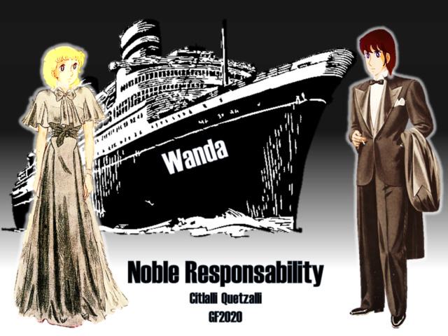 """""""Noble responsability"""" Capítulo 17... ¡Porque siempre ha sido Terry, y para siempre... él! Wanda110"""