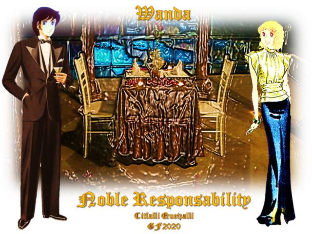 """""""Noble responsability"""" Capítulo 17... ¡Porque siempre ha sido Terry, y para siempre... él! Wandal10"""
