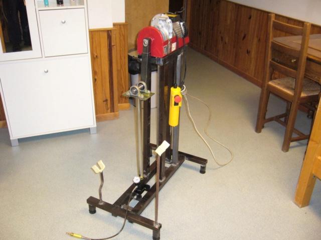 petite fabrication maison (pompe pcp motorisée) 73043410