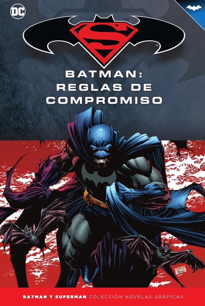 5-7 - [DC - Salvat] Batman y Superman: Colección Novelas Gráficas - Página 13 Bats10
