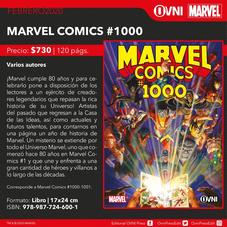 [Marvel - Ovni-Press] Consultas y novedades - Referente: Skyman v3 - Página 19 Marv10