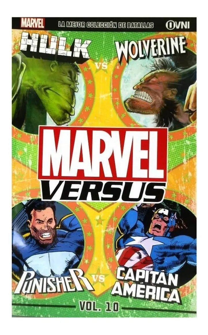 1-5 - [Clarín - Ovni-Press] Colección Marvel Versus  - Página 5 Marvel12