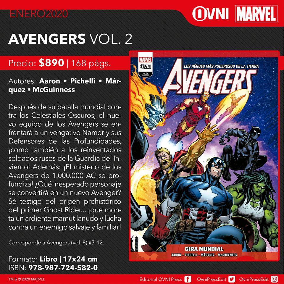 1 - [Marvel - Ovni-Press] Consultas y novedades - Referente: Skyman v3 - Página 17 Ovni_110