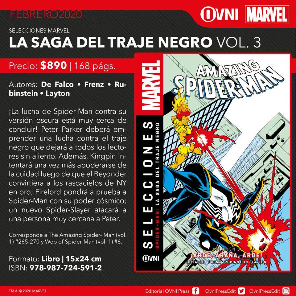[Marvel - Ovni-Press] Consultas y novedades - Referente: Skyman v3 - Página 18 Spider11
