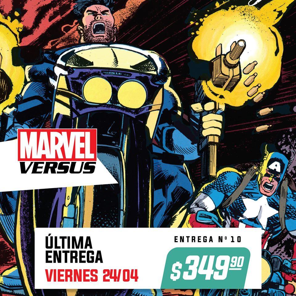 1-5 - [Clarín - Ovni-Press] Colección Marvel Versus  - Página 5 Versus11