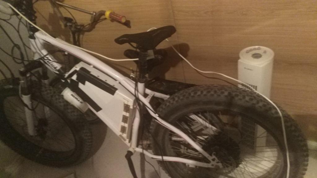 Vendo kit electrico para fatbike. Motor 36v 500w y batería de triángulo 36v y 20 AH-todo 450 eur Img_2013