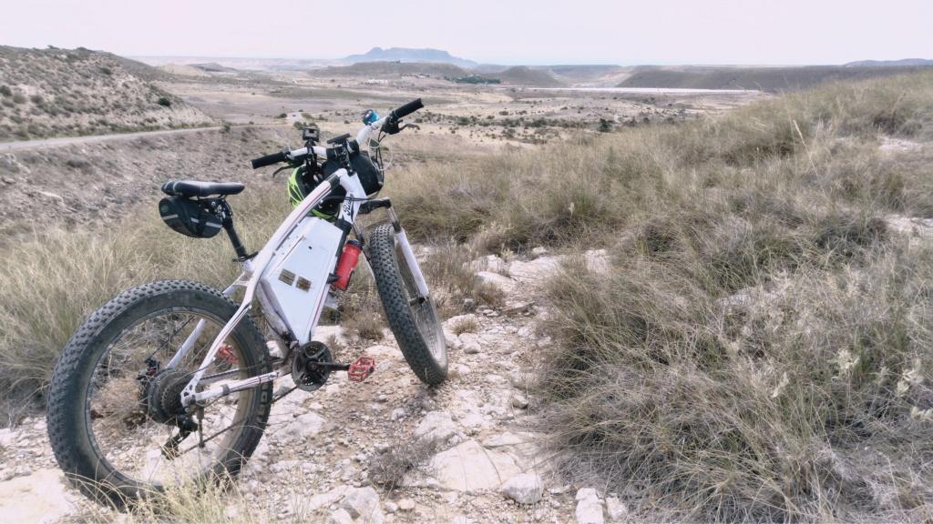 Vendo kit electrico para fatbike. Motor 36v 500w y batería de triángulo 36v y 20 AH-todo 450 eur Img_2018