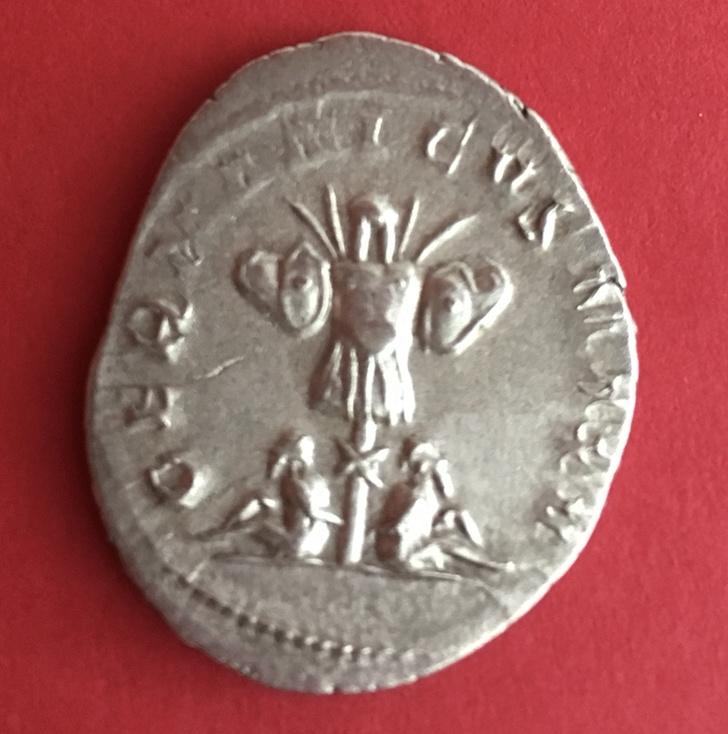 Nouvelle monnaie . un ré Gallien  Captur15