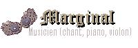 Sorcier en marge - Musicien (chant, piano, violon)