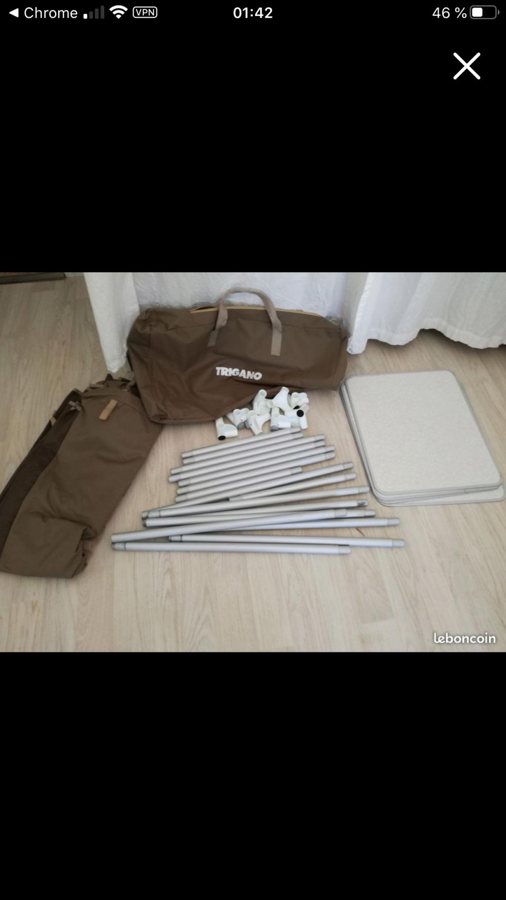 TROUVE ! recherche meuble de rangement trigano 4 étagères 2e419e10