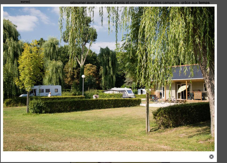 Bienvenue au Camping de Baugé (Chateaux de la Loire) Captur11
