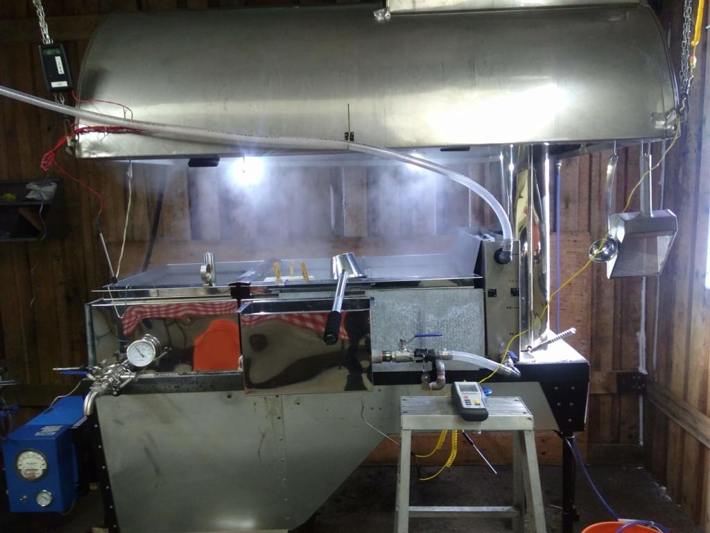 quelqu'un prechauffe son eau avec serpentin dans dome/au dessus de l'evaporateur Img_2011