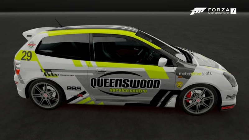 Mullen Motorsports joins the Civic eSports Cup 57870510