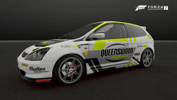 Mullen Motorsports joins the Civic eSports Cup 58057710