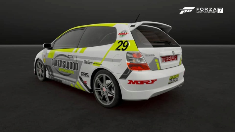 Mullen Motorsports joins the Civic eSports Cup 58373710