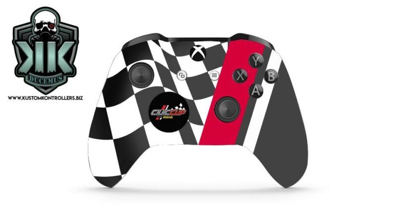 Kustom Kontrollers Sponsor Civic eSports Championship 58376910