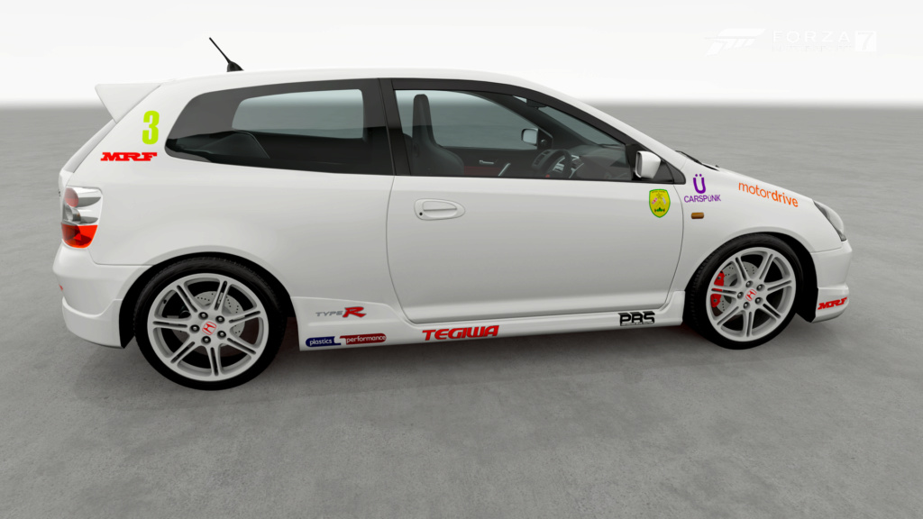 Civic Cup eSports Championship - Livery Regulations Forza_12