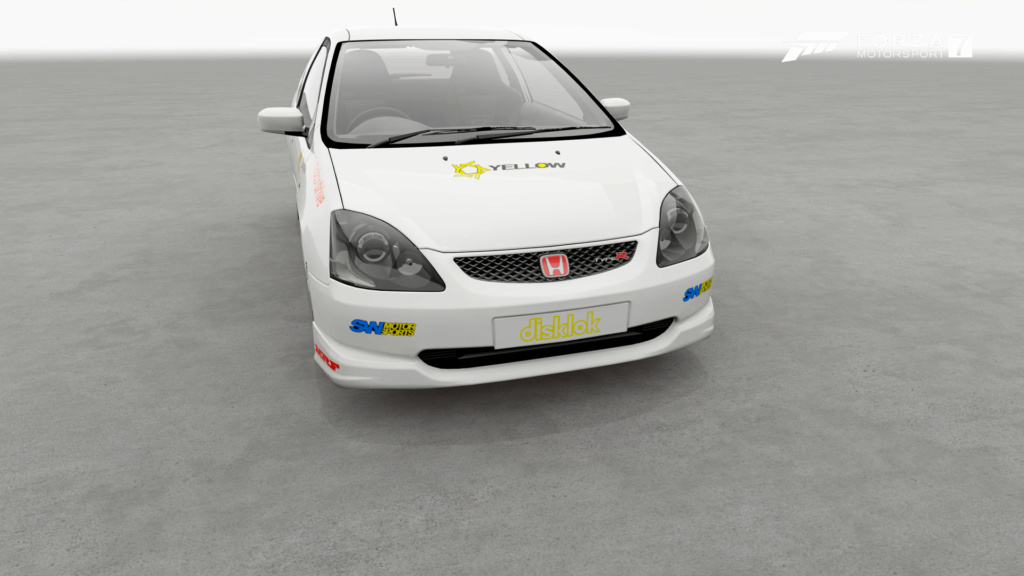 Civic Cup eSports Championship - Livery Regulations Forza_14
