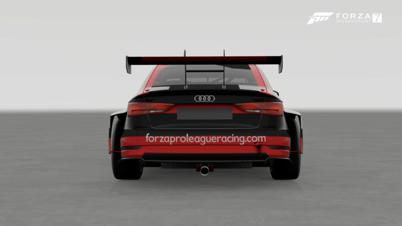 Audi RS3 LMS Cup - Livery Regulations Forza_17