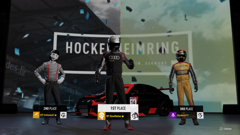 Audi RS3 LMS Cup - R1 - Hockenheim  Forza_19