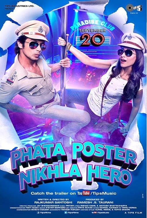 فيلم Phata Poster Nikla Hero 2013 مدبلج بجوده 720p HD بدون حقوق 15428110