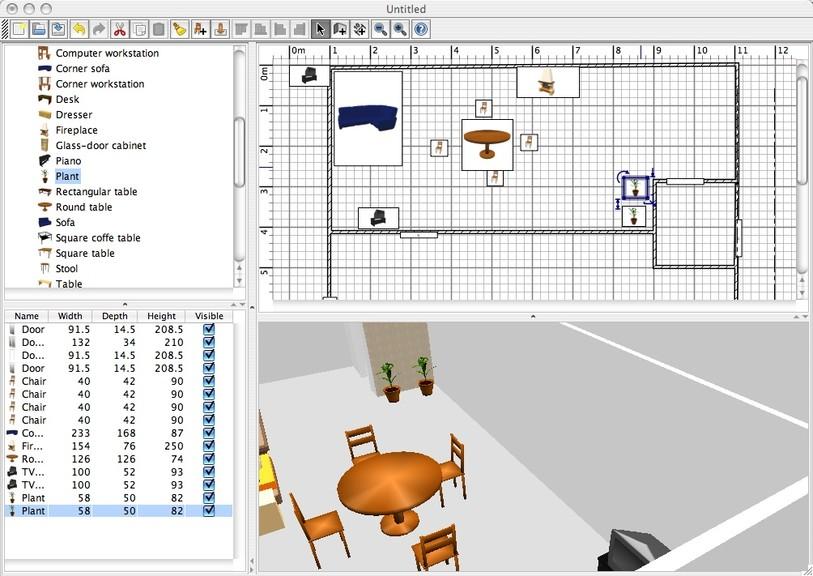 برنامج Sweet Home 3D لتصميم المنازل Sweet-12