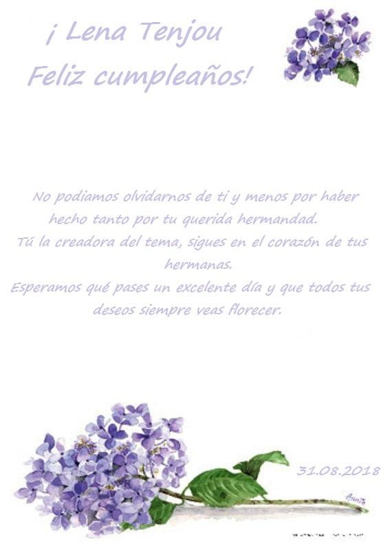 ¡¡¡¡¡¡Cumpleaños Amatista!!!!!! - Página 3 Lena1010