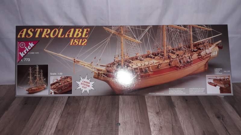 Astrolabe / 1812 gebaut von protector 20181131