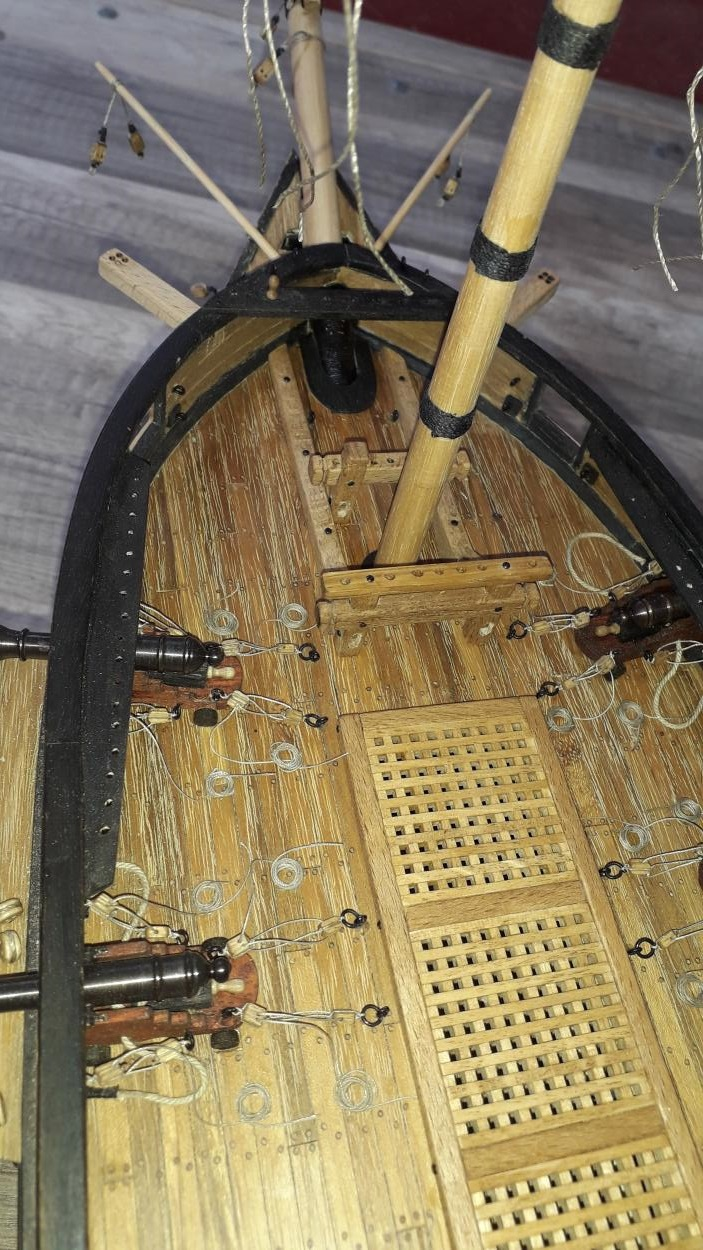 Astrolabe / 1812 gebaut von protector - Seite 3 20190517
