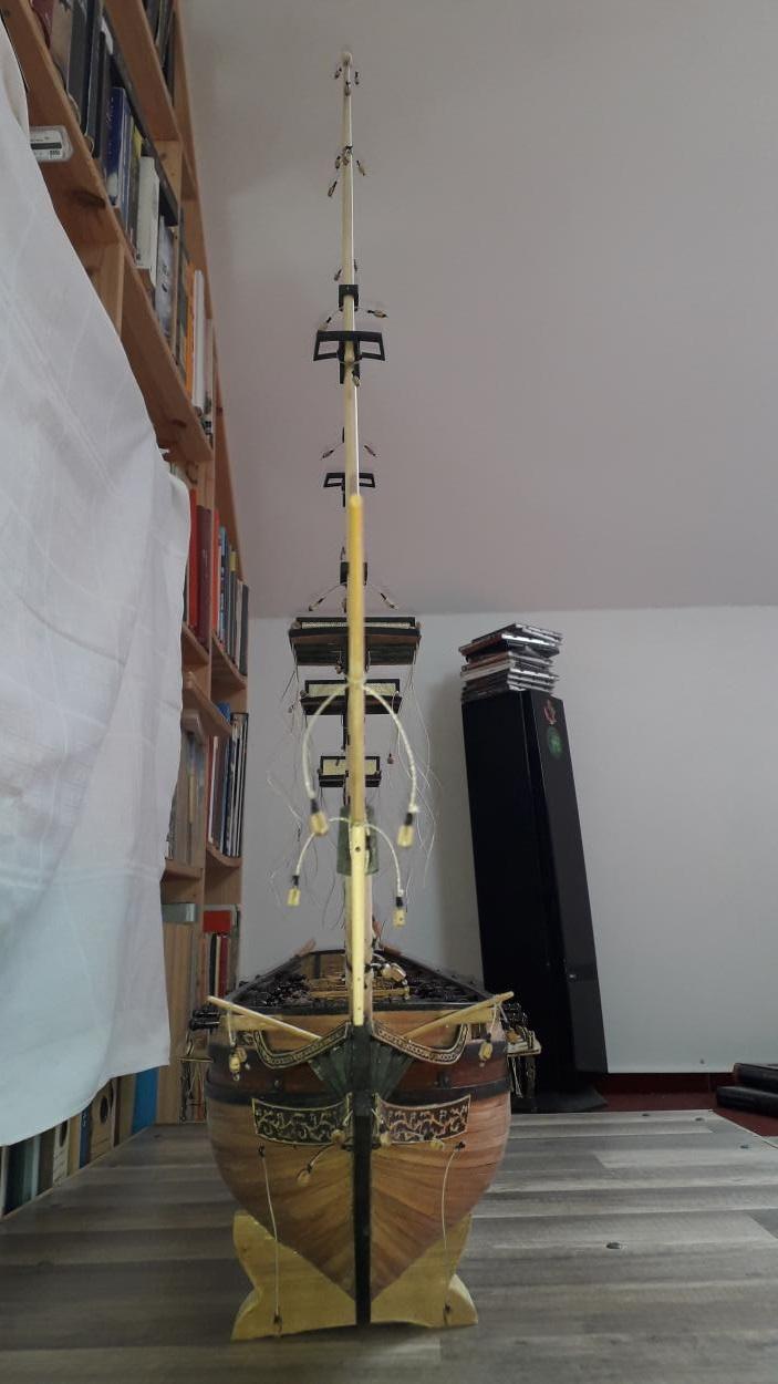 Astrolabe / 1812 gebaut von protector - Seite 3 20190519