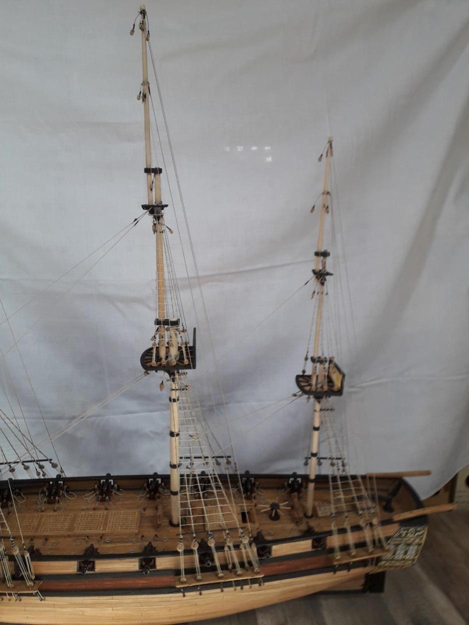 Astrolabe / 1812 gebaut von protector - Seite 3 20190712