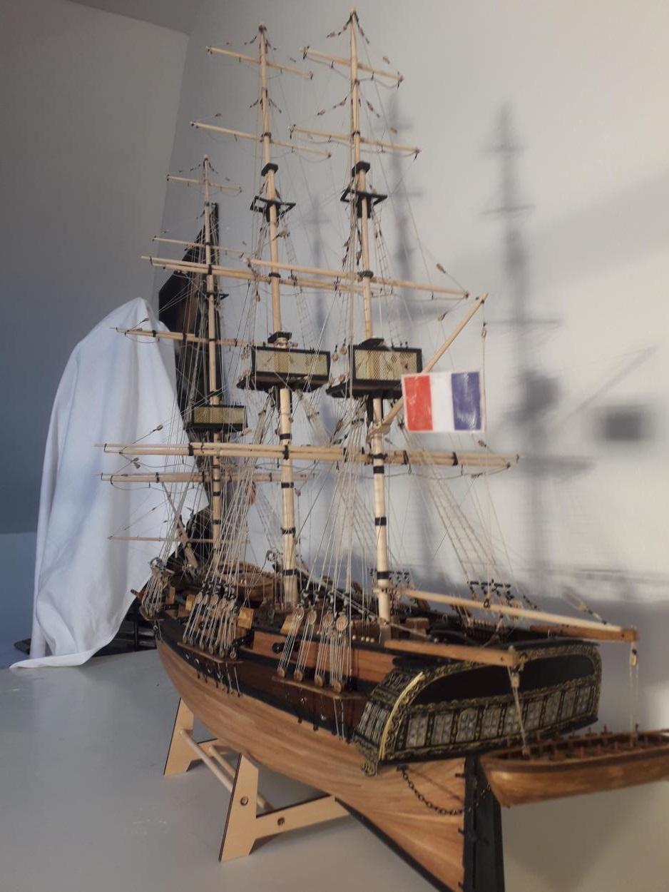 Astrolabe / 1812 gebaut von protector - Seite 5 20191135