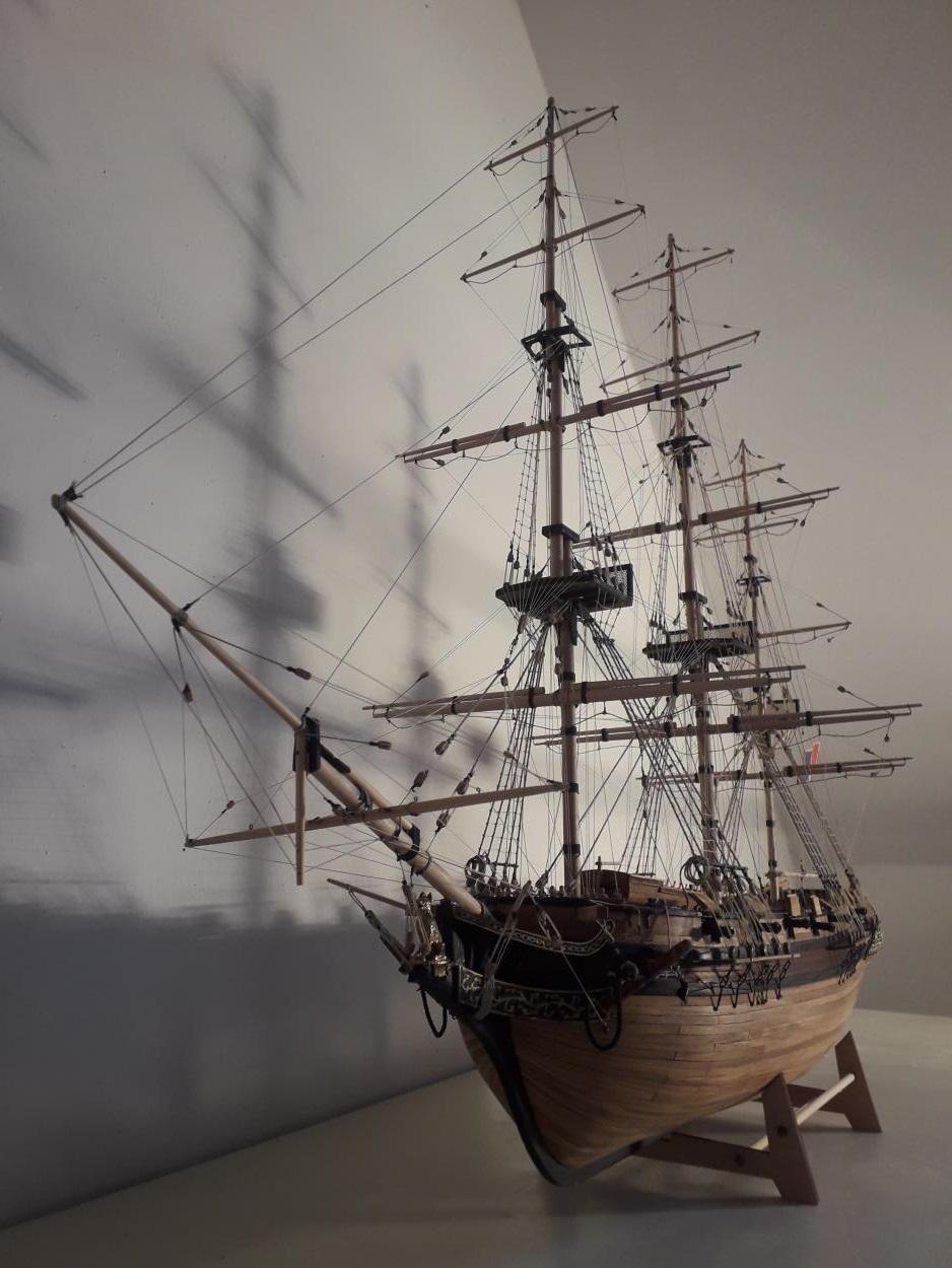 Astrolabe / 1812 gebaut von protector - Seite 5 20191136